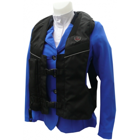 gilet air bag padd